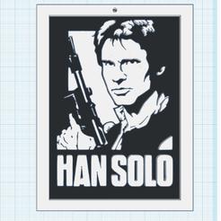 Télécharger fichier 3D gratuit Han Solo - Harrison Ford, oasisk