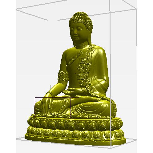Thailand buddha.PNG Télécharger fichier STL gratuit BOUDDHA THAILANDAIS • Plan pour imprimante 3D, oasisk
