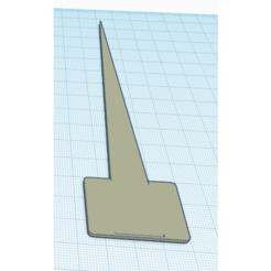 Descargar diseños 3D gratis Etiqueta de jardinería, oasisk