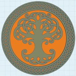 0.png Télécharger fichier STL gratuit Arbre de Vie 300320 • Modèle pour imprimante 3D, oasisk