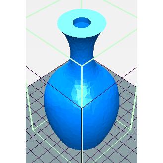 0.png Télécharger fichier STL gratuit VASE SIMPLE POUR UNE ROSE • Modèle pour impression 3D, oasisk