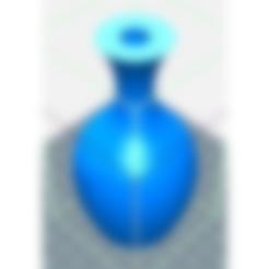 Télécharger fichier STL gratuit VASE SIMPLE POUR UNE ROSE, oasisk