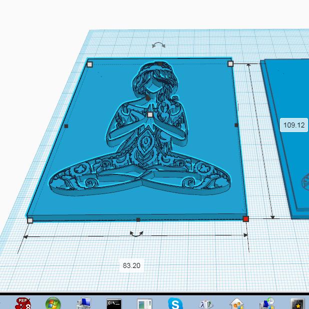 1.png Download free STL file Zen • 3D printer model, oasisk