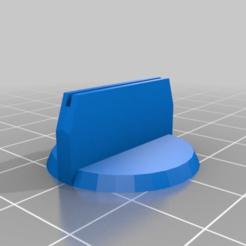 e399239d439bd537065c2c57628bfb9e.png Télécharger fichier STL gratuit stand de miniatures en papier • Plan pour impression 3D, bradblog