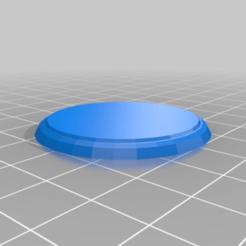 4ba11d85aa6478c9be55079c97f69ebf.png Download free STL file 20mm Customized Miniature Base • 3D printer object, bradblog