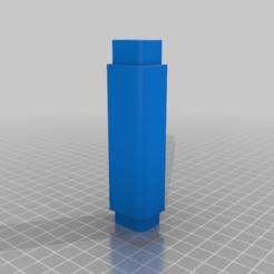 c7a1cf0aaa9ef45ba8b3820c12eda36d.png Download free STL file Tess's Large Brush Holder • 3D printable object, bradblog