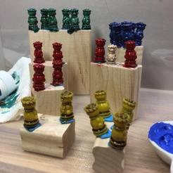 25443206_10154866202900738_2462778546727919010_n.jpg Download free STL file Daring Jaiks • 3D printing design, bradblog