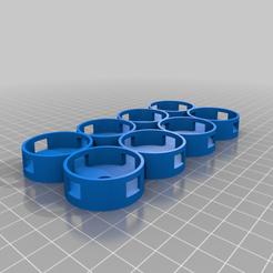 organizer_vallejopaintbottles_20191027-69-jahgdz.png Download free STL file My Customized Citadel Bottle Organicer • 3D printable model, bradblog