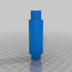 ca7909dcefde30d9db356d89d237a3a4.png Download free STL file My Customized Brush Holder • Object to 3D print, bradblog