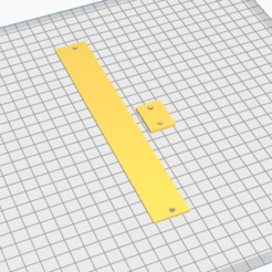 Télécharger fichier STL gratuit CR-10S Pro Tool Rack Spacers • Design à imprimer en 3D, hieiswordflame