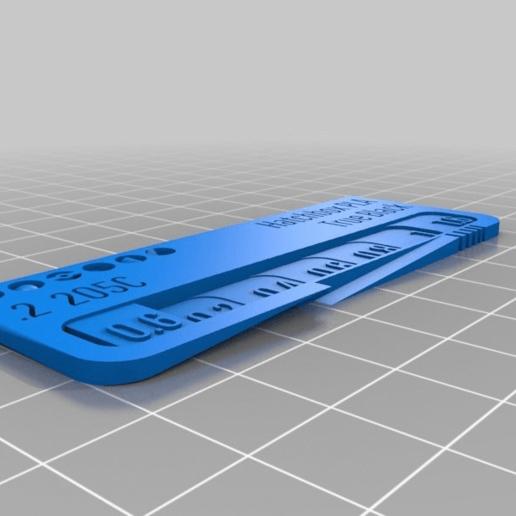 88f0e8c8c158b6a21be161a357d2373d.png Télécharger fichier STL gratuit Ma montre à filament personnalisé (test de filament) • Plan imprimable en 3D, Gemenon-Prop-Replicas