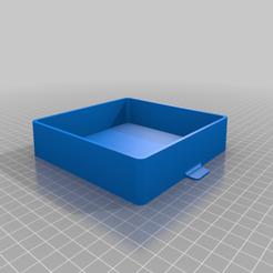 Box_4_-_1_part.png Télécharger fichier STL gratuit Boîte à vis • Modèle pour impression 3D, p3c1-3d