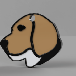 3D print files Beagle Plate, dejax12