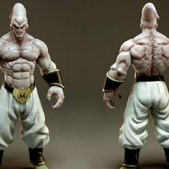 Download 3D model Super Majin Buu, adand7print3dt1000