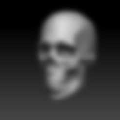 Download free STL file Skull speed sculpt, Cryarm