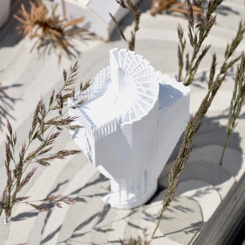 3D printer files Shelter by Architecture Student , dklopotek