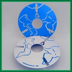projet_filo3d.jpg Télécharger fichier STL gratuit Bobine Filo3D • Modèle pour impression 3D, Forestier57