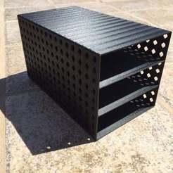 IMG_5975.JPG Download free STL file Storage box for assortment nuts/bolts • 3D printer design, alfa4liveejk