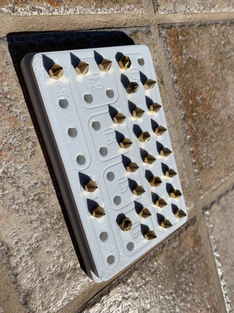 image1.jpeg Télécharger fichier STL gratuit Grande boîte de stockage de buses • Modèle pour imprimante 3D, alfa4liveejk