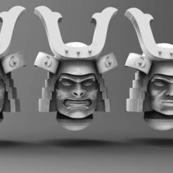 Télécharger modèle 3D gratuit Rising Sons - Casques Mk II, Indignentshrew