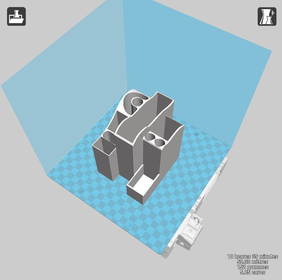 pot a crayons design.jpg Download STL file Design pencil holder, desk organizer, pencil box, desk organizer • 3D printing design, divad52
