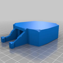 9a91f3dcfc1dde93555bf94e2b51b420.png Download free STL file 15mm Ruined Observation Bunker 2 • 3D printing template, drholdsworth