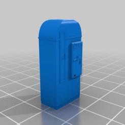 Descargar modelo 3D gratis Máquina de refrescos Vendo 81 de los años 50, drholdsworth
