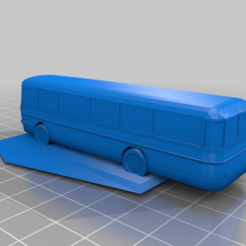 32afa8260372dfe3bf1ee3b49b3b5da3.png Download free STL file Pripyat transit bus • 3D printing template, drholdsworth