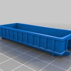 Descargar diseños 3D gratis 1-100, 15 mm de rollo de contenedores de basura, drholdsworth