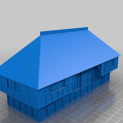 f04c782866829004772acc4cba91e737.png Download free STL file Half timbered warehouse project • 3D printing object, drholdsworth