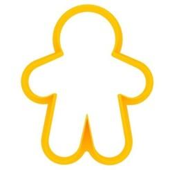 3D printer models Coockie Cutter - Gingerbread man, arsenich12