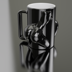 3d printer model Sexy Mug, SixLifeSeven
