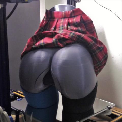 20180918_194352c1.jpg Download STL file Stroker Holder v1 (3D-Printable Sexercise Doll) • 3D printing design, SixLifeSeven