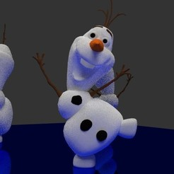 Download free 3D printing files olaf, jonathantorres295
