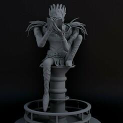 imagen (1).jpg Download STL file Ryuk - L- death note • 3D printing object, jonathantorres295