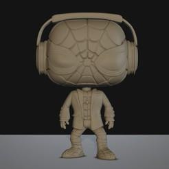 Download STL funko -Spiderman Homen coming, jonathantorres295