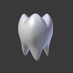 STL files Tooth, tooth, Spyn3D
