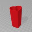 Plan imprimante 3D Boîte à coeur, Spyn3D