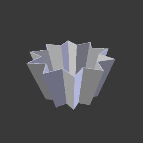 Download free 3D model Pot vase, Spyn3D