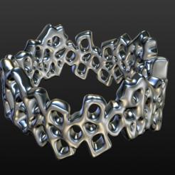 Download 3D printing files Ring , YellowJacket