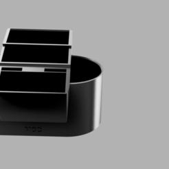 CELL HOULDER v1 v3.png Download 3MF file Tool houlder • 3D printer model, Josefbouzgarrou