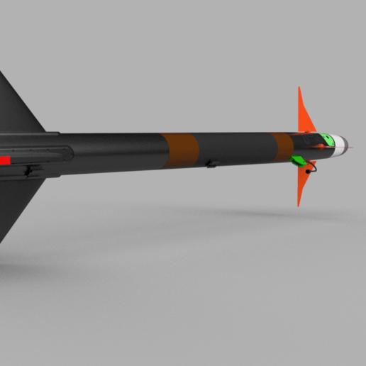 Aim-9 v2.png Download STL file AIM-9 Sidewinder • 3D printing design, Josefbouzgarrou