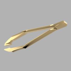 Smd hugo line v2 v5.png Download STL file  tweezer for electronic and small parts • 3D print object, Josefbouzgarrou