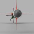 new-aim-9 v2.png Download STL file AIM-9 Sidewinder • 3D printing design, Josefbouzgarrou
