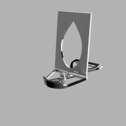 Mobil stand v4 v1 v2.png Download free STL file mobile holder • 3D printing model, Josefbouzgarrou