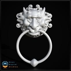 Impresiones 3D Laberinto Puerta tocador 2, OnyxDigitalStudios