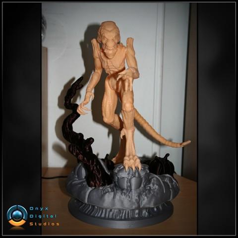 Download 3D printing models Pumpkinhead, OnyxDigitalStudios