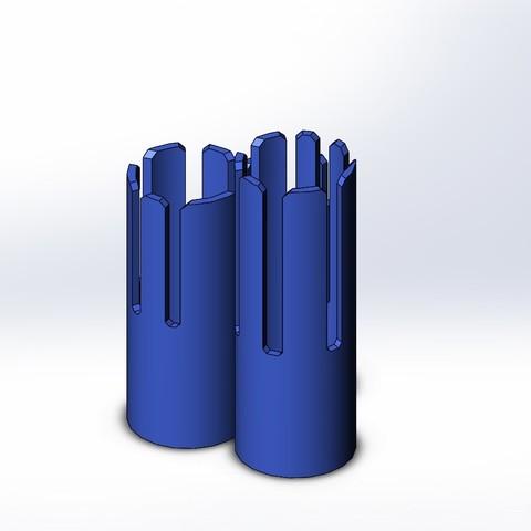 Download free 3D printer designs Vase, vsevastr