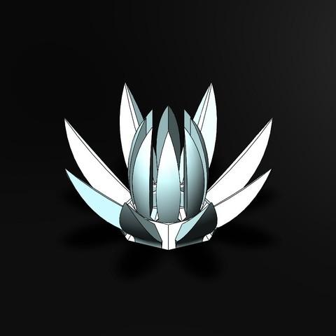 Télécharger fichier impression 3D gratuit Lotus, vsevastr