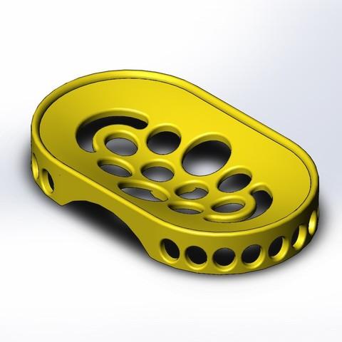 Descargar modelos 3D gratis jabónPorta jabón, vsevastr